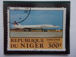 Concorde Niger - Concorde