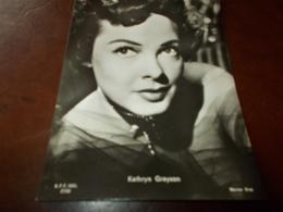 B726   Kathryn Grayson Non Viaggiata - Attori