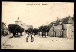 51 - CONFLANS SUR SEINE (Marne) - La Place - Autres Communes
