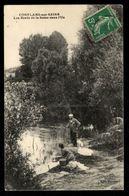 51 - CONFLANS SUR SEINE (Marne) - Les Bords De La Seine Dans L'Ile - Autres Communes