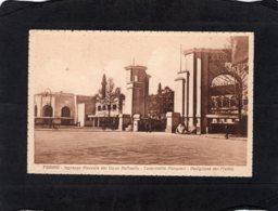 86738 Italia, Esposizione Torino-1928, Ingresso Piazzale Dal Corso Raffaello, Casarmetta Pompieri, Padiglione Del Freddo - Exhibitions