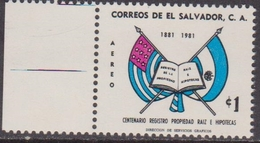 El Salvador Flag Set MNH - Francobolli