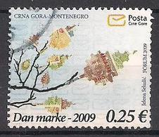 Montenegro  (2009)  Mi.Nr.  219  Gest. / Used  (7ba25) - Montenegro