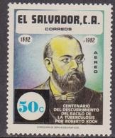 El Salvador Medicine Health Set MNH - Militaria