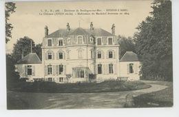 BOULOGNE SUR MER (environs) - HESDIN L'ABBÉ - Le Château - Boulogne Sur Mer