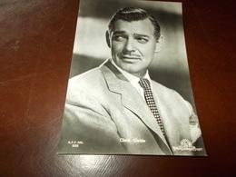 B726   Clark Gable Non Viaggiata - Attori