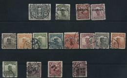 Cina Francobolli Usati See Scan - 1912-1949 Repubblica