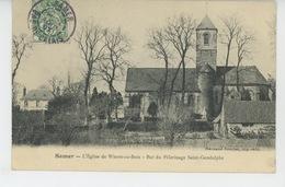 SAMER - L'Église De WIERRE AU BOIS - Samer
