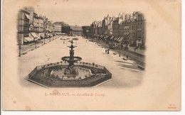 L120B283 - Bordeaux - Les Allées De Tourny  - W.F  N°7 - Carte Précurseur - Bordeaux