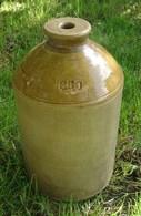 Lot. 1074. Ancienne Cruche SRD Bouteille De Ration Anglaise WWI - 1914-18