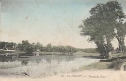 58 - GUERIGNY - L' étang De Bizy - Guerigny