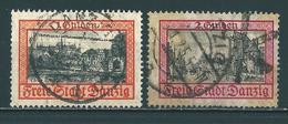 MiNr. 212-213 - Danzig