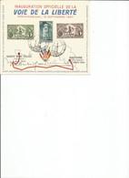 OCB PR81-82 Herdenkingskaart - Belgique