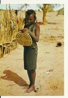 NIGER / JEUNE FILLE BORORO (avec PHILATELIE) - Niger