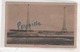 76 SEINE MARITIME LE HAVRE - CP BLEVILLE - LA T. S. F. - HELIOBROMURE A. BREGER FRERES PARIS - ECRITE EN 1934 - Autres