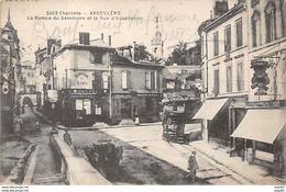 ANGOULEME - La Rampe Du Séminaire Et La Rue D'Aguesseau - Très Bon état - Angouleme