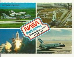 NASA - SPACE SHUTTLE - SHUTTLE'S 747 CARRIER - Espace