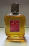 RARE Flacon De Parfum MISS DE RAUCH - Vintage Miniatures (until 1960)