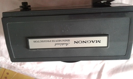 Projecteur   Bi_format  8 Mm Et Super   8  MAGNON -instdual   Zrs - Proyectores De Cine