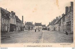 CHATEAUMEILLANT - Place Du Marché - Très Bon état - Châteaumeillant
