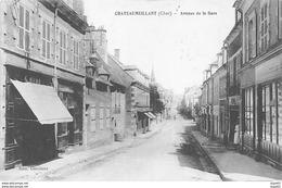 CHATEAUMEILLANT - Avenue De La Gare - Très Bon état - Châteaumeillant