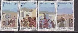 Bophuthatswana 1982 Easter Pasqua Set MNH - Pasqua
