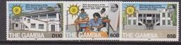 Gambia 1982  Set MNH - Gambia (1965-...)