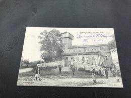 DUGNY (Meuse) Ancienne Eglise Monument Historique - Autres Communes