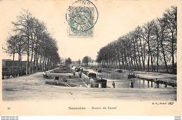 SANCOINS - Bassin Du Canal - Très Bon état - Sancoins