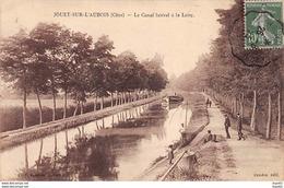 JOUET SUR L'AUBOIS - Le Canal Latéral à La Loire - Très Bon état - France