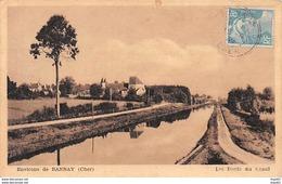Environs De BANNAY - Les Bords Du Canal - Très Bon état - France