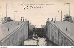 LE GUETIN - 2e Ecluse Du Pont Canal - Très Bon état - France