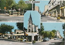 NEUILLY PLAISANCE - VUES MULTIPLES (C P M ) - Neuilly Plaisance