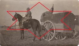 Photo Octobre 1915 SOMME-YEVRE - Soldat Du Service De Santé De L'armée (A211, Ww1, Wk 1) - Autres Communes