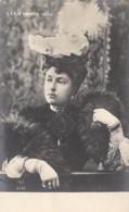 FAMIGLIE REALI Familles Royales ( ITALIA Italie ) S.A.R. LA PRINCIPESSA LAETIZIA - CPA - Königliche Familien - Familias Reales