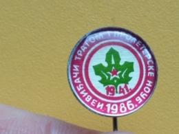 List 106 - SCOUT, SCOUTING, TRAGOM PRVE PROLETERSKE, Yugoslavia - Associazioni