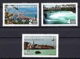 2019 TURKEY TOURISTIC DEFINITIVES MNH ** - Ongebruikt
