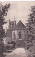 KIPPINGTON - ST MARYS CHURCH - England