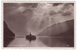 Iseltwald Vor Dem Gewitter, Passagierschiff - BE Berne