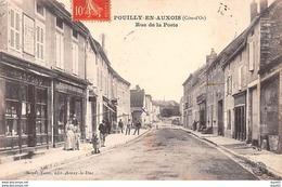 POUILLY EN AUXOIS - Rue De La Poste - Très Bon état - France