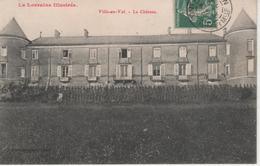 VILLE-AU-VAL, Le Château - Autres Communes