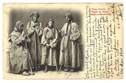 Carte Postale Ancienne Types De Russie 48 Mendiantes. - Russie