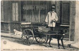 BRIARE - Les Voitures A Chien Du Marchand De Gras Double   (587 ASO) - Briare