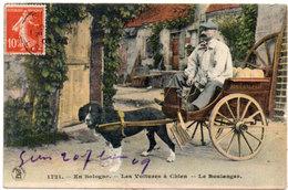 En Sologne - Les Voitures A Chien - Le Boulanger  (588 ASO) - France