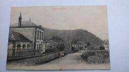 Carte Postale ( S9 ) Ancienne De étival , La Mairie - Etival Clairefontaine