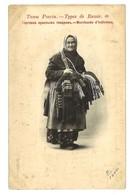 Carte Postale Ancienne Types De Russie 49 - Marchande D'indiennes. - Russie