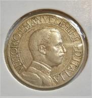 ITALY LIRA 1913. SILVER. ARGENT. ITALIE. - 1861-1946 : Regno
