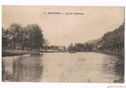 BRUYERES  88  Une Vue Du Lac De Pointhaie . A Reconnaitre . - Bruyeres