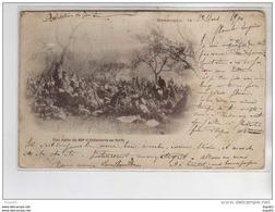 BESANCON - Une Halte Du 60e D'Infanterie En Forêt - Très Bon état - Besancon