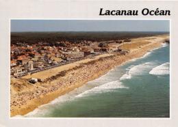 LACANAU OCEAN La Plage 3(scan Recto-verso) MA1524 - France